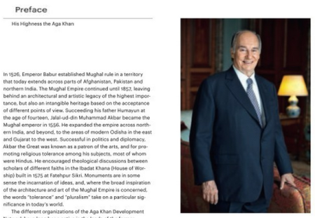 New Book: Heritage of the Mughal World - The Aga Khan Historic Cities Programme