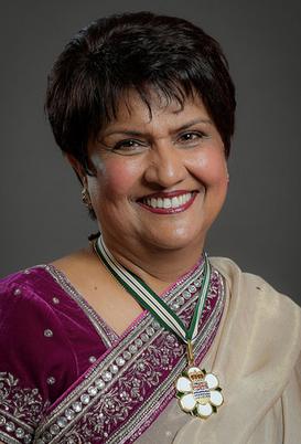 Dr. Saida Rasul receives 2015 Order of British Columbia