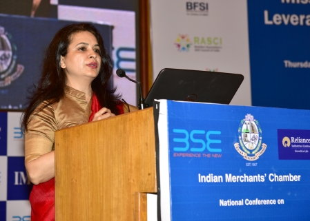 Dr. Farida Virani Leads the National Conference 'Mission Skills Development'