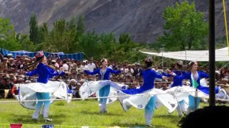 Khunjerav Pamir Cultural Festival 2015 concludes in Sost Gojal Hunza