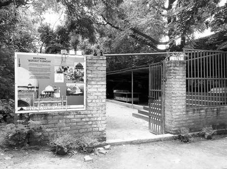 Rethinking conservation: Nizamuddin is seeing a thoughtful revival through the efforts of the Aga Khan Trust for Culture