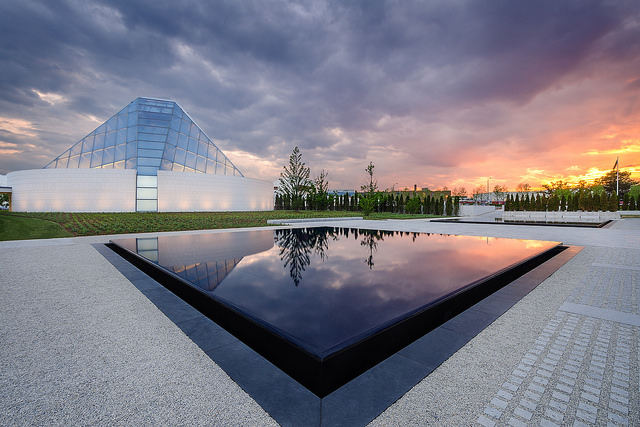 Michael Muraz: Burning Faith (Ismaili Centre - Toronto)