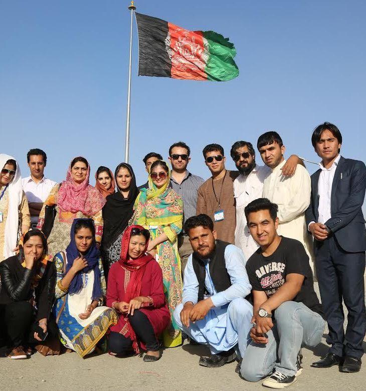Abdul Ghaffar Nazari selected as Peace Ambassador in Af-Pak Youth Dialogue