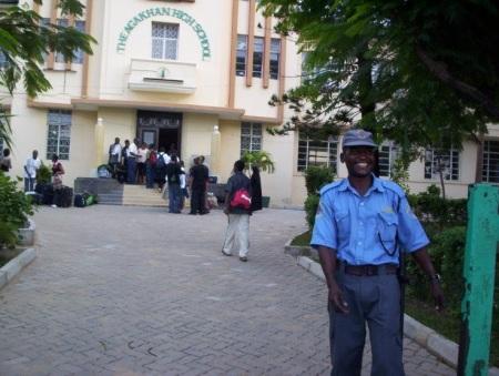 Aga Khan High School, Mombasa