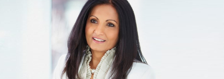 Close Up on Almas Jiwani - President of UN Women National Committee Canada | Executive Women