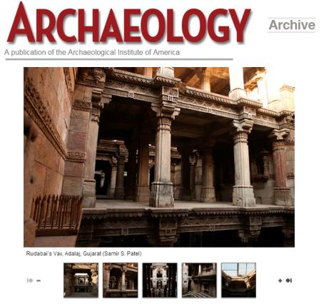 Archaeology - The Islamic Stepwells of Gujarat, India