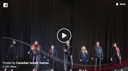 Canadian Ismaili Games 2015 First Place Dance Team Performance – DiverseCity