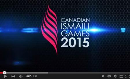 Canadian Ismaili Games 2015 - Opening Ceremonies