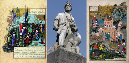 Ferdowsi's Shahnameh -The Epic of the Kings with 2 Magnificent Illustrations from the Aga Khan Museum