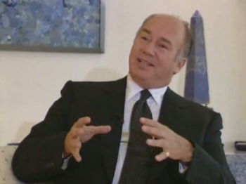 His Highness Prince Karim Aga Khan on the most powerful force - Trust in People