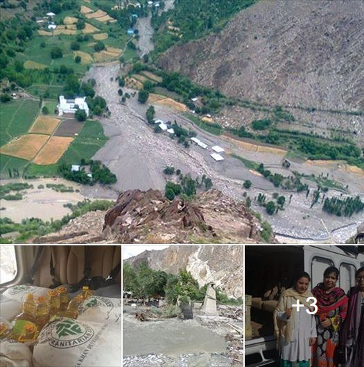 Over 700 trained volunteers from FOCUS Pakistan mobilised in Chitral and Gilgit-Baltistan