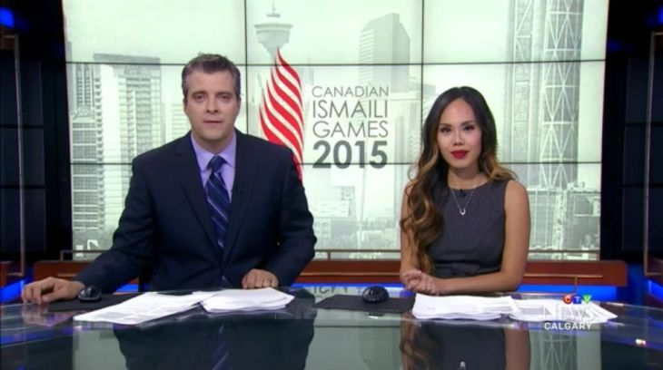 CTV Calgary: Ismaili Games conclude