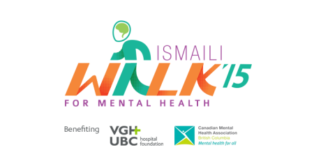 Ismaili Walk 2015 for Mental Health: Benefiting VGH & UBC Hospital Foundation