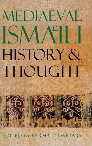 Review of Books: Mediaeval Isma'ili History and Thought