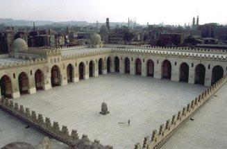 Mosque of al-Hakim (Image: Archnet)