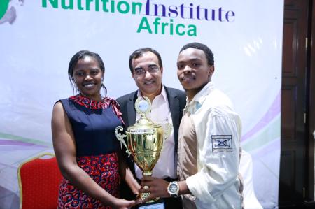 The Aga Khan University Hospital bags top Nestlé Nutrition trophy