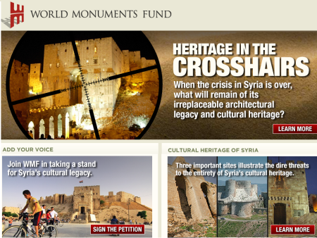 World Monuments Fund - Aleppo and Its Majestic Citadel - Chilling Reports from the Current Civil War and Ibn Batutta