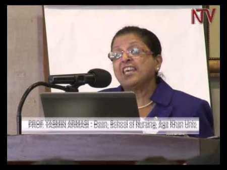NTV Uganda: Aga Khan University wants nurses qualifications raised