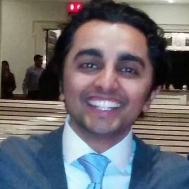 Meet The Aga Khan Foundation USA - NYC Marathon 2015 Runner: Azhar Bande-Ali