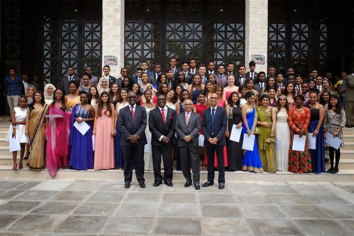 Aga Khan Academy Mombasa Kenya - 2015 Graduating Class