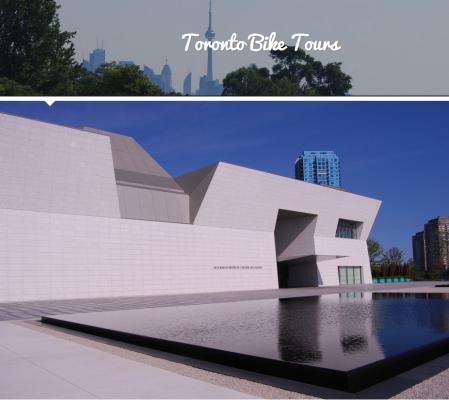 Aga Khan Museum via Toronto Bike Tours