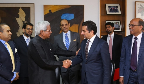 Aga Khan Fund for Economic Development (AKFED) and Bangladesh Rural Advancement Committee (BRAC) on Saturday signed an agreement on strategic partnership at a function held in the city. (image credit: The Financial Express)
