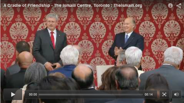 Video: Looking back on the opening of the Ismaili Centre, Toronto | The Ismaili