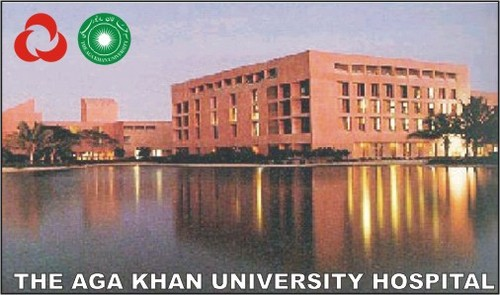 Aga Khan University Hospital (AKUH) Karachi, Pakistan