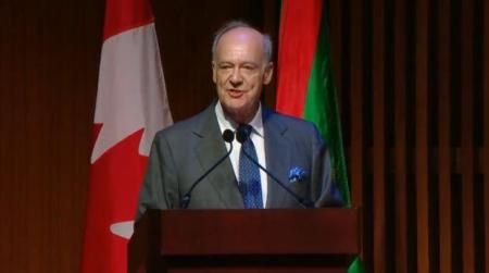 Prince Amyn Aga Khan on the occasion of the First Annual Aga Khan Museum Gala in Toronto