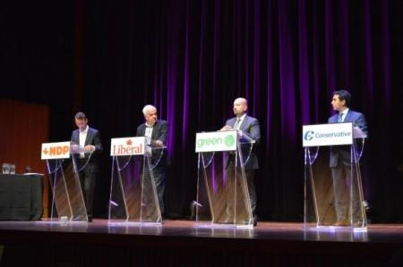 Canadian Muslims host federal debate at the Aga Khan Museum |Iqra.ca