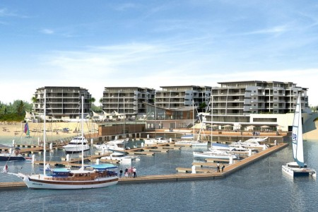 Brothers Alnoor and Amyn Kanji develop English Point Marina - Mombasa's Crown Jewel