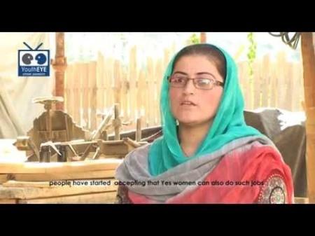 Women Carpenters of Hunza - YouTube