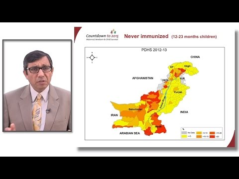 Dr. Zulfiqar Bhutta - Husein Laljee Dewraj professor at Aga Khan University - on Pakistan's Maternal and Child Health Problems - YouTube