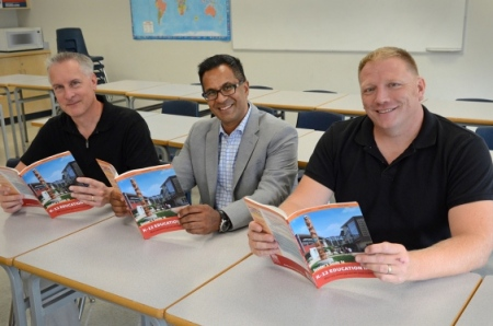 "Co-author Faizel Rawji to launch new book ""Insiders Guide to K-12 Education in B.C."" at Ismaili Centre, Burnaby"
