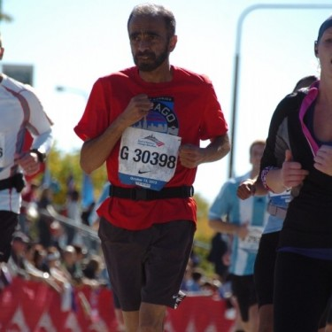 Meet The Aga Khan Foundation USA – NYC Marathon 2015 Runner: Badruddin Brad Jiwani