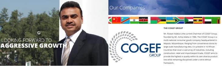 Rizwan Adatia - COGEF Companies