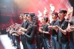 Salim-Sulaiman 2015 Toronto - Alyna and Youths