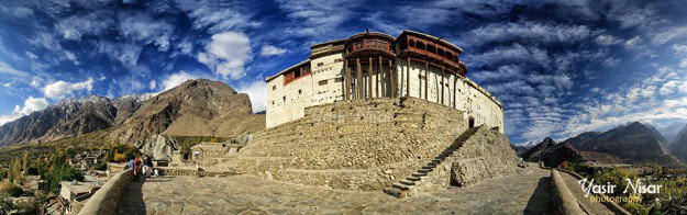 The Baltit Fort. Photo: Yasir Nisar