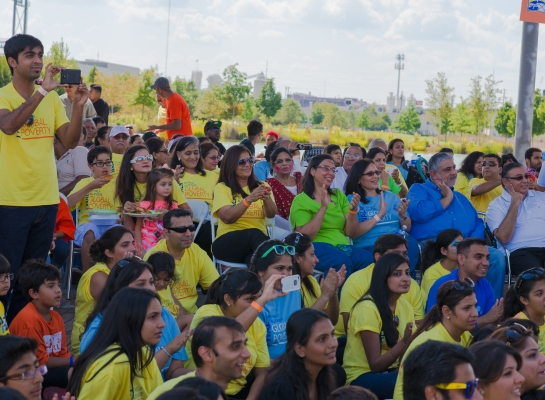 Birmingham 2014 Walk (Image via AKF USA)