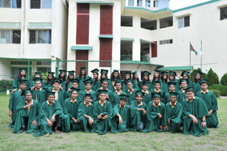 Aga Khan School, Dhaka holds Awards & Graduation ceremony