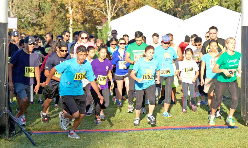 Aga Khan Foundation Walk-Run Silicon Valley | NBC Bay Area