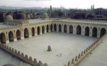 Jami al-Hakim, Cairo (Image: Archnet)