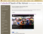 Christians in the West can learn a lot from the approach of the Aga Khan | Dean's Bulletin Board - Cathedral Church of the Advent