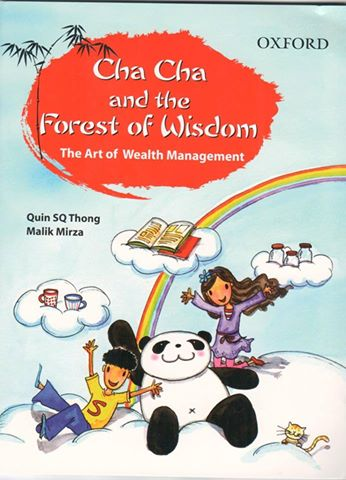 Lahore, Pakistan: Malik Mirza - Story Book for Children: Cha Cha and the Forest of Wisdom