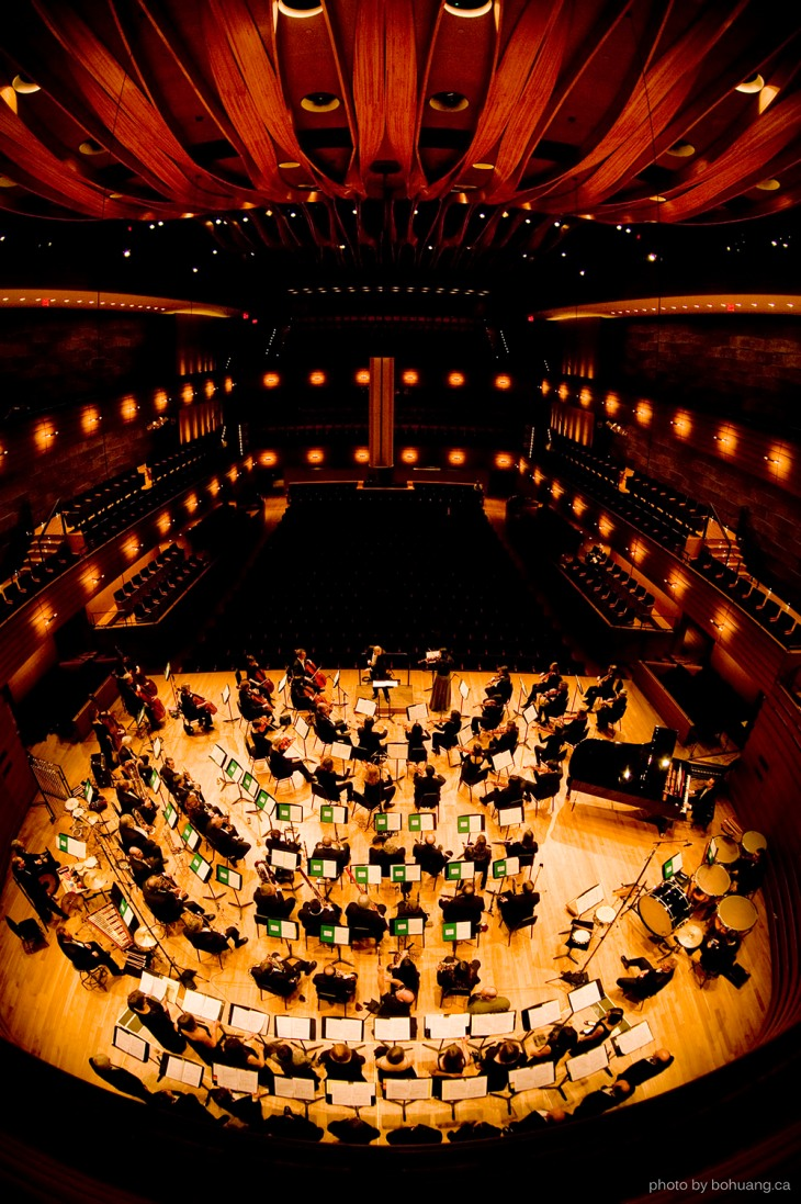 Who's Who: World's Top Composers Featured in Esprit Orchestra 2015-16 Season