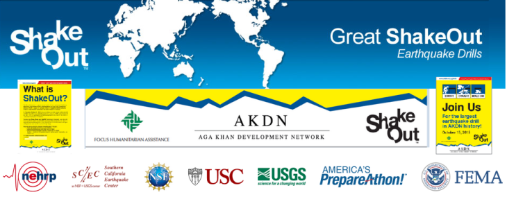 Great Shakeout - AKDN