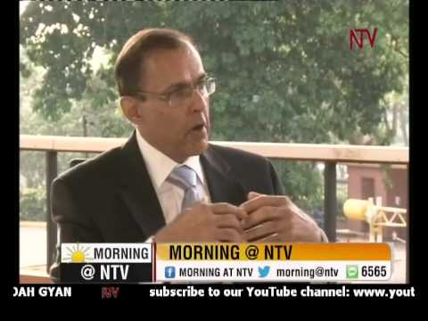 Dr.Noor Jafffer of IREAD interviewed on NTV Uganda [YouTube]