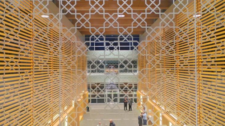 Some more details on Richmond Jamatkhana, designed by Architect Farouk Noormohamed