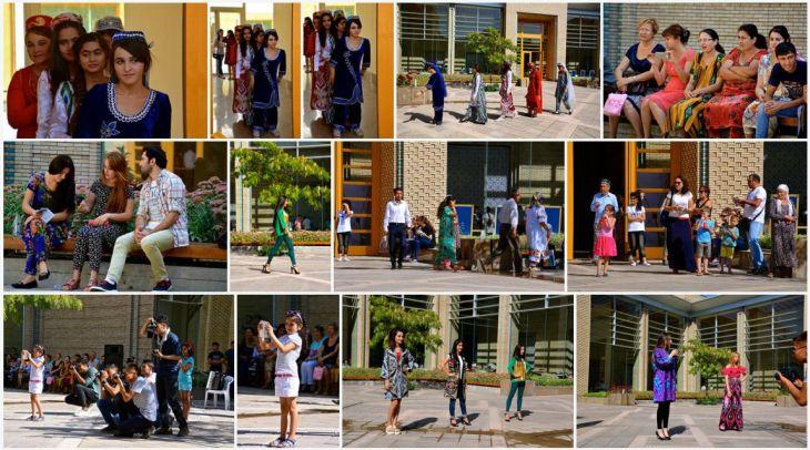Doctorandus Sarajevo: A Festive Day at the Ismaili Centre, Dushanbe