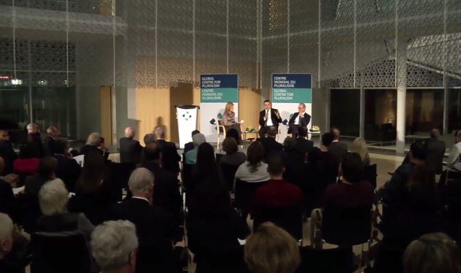 Live Webcast - Global Centre for Pluralism - Pluralism Forum - Prospects for Pluralism Post-Arab Spring - Does Tunisia suggest a way forward - 8
